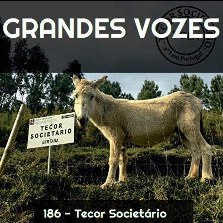 Ep. 186 – Tecor Societário [Grandes Vozes do Nosso Mundo 3×122]